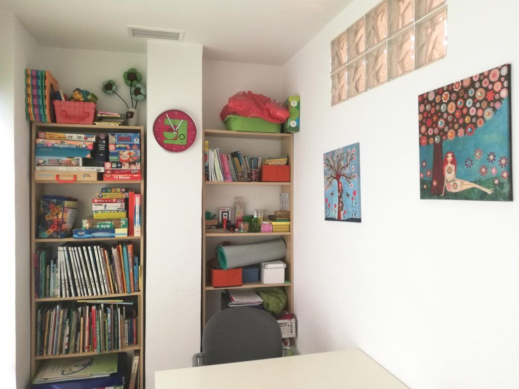 Despachos y salas